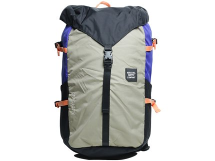 TRAIL / BARLOW LARGE BACKPACK - Black/Brindle/Surf The Web