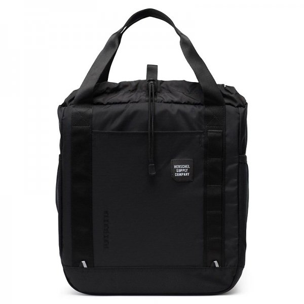 TRAIL / BARNES TOTE - Black