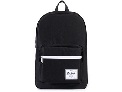 POP QUIZ BACKPACK - Black/Black