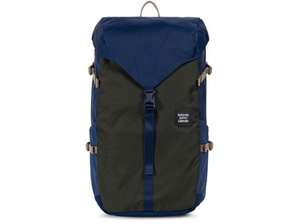 TRAIL / BARLOW LARGE BACKPACK - Peacoat/Forest Night