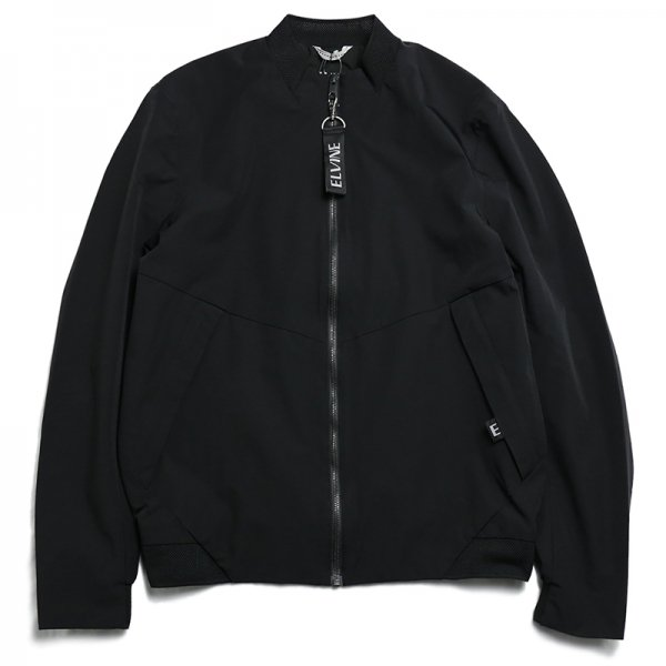 ELVINE / TYRRELL JACKET - Black