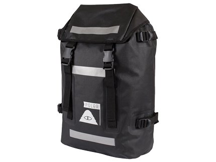 HIGH & DRY RUCKSACK - Black