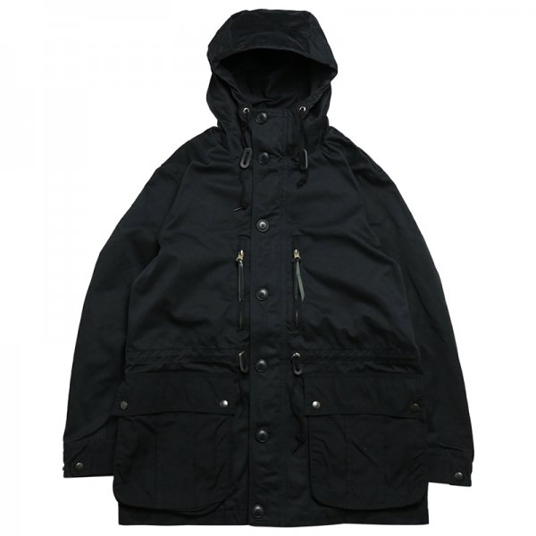 NOYKU / VENTILE WEAPON MOUNTAIN PARKA - Black