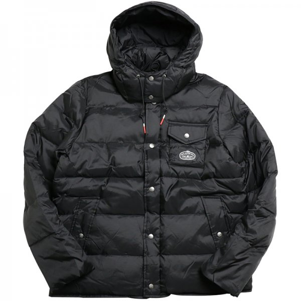 SAGE PUFFY JACKET - Black