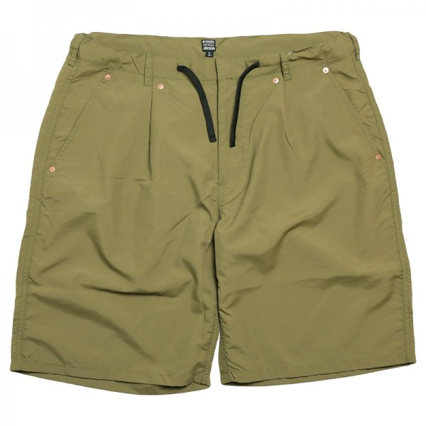 SUPPLEX NYLON SHORT - Coyote