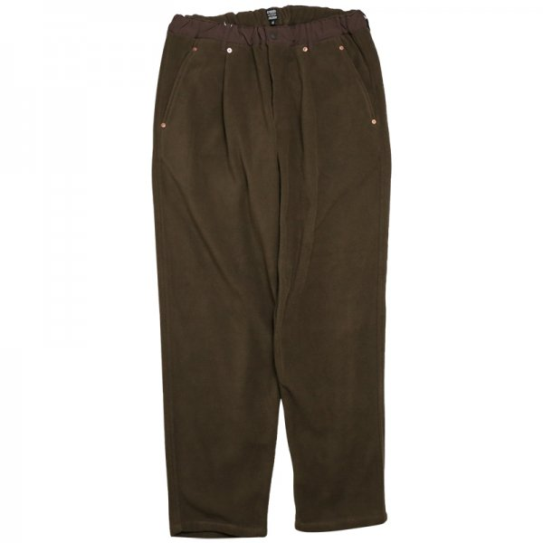 WARM PANT - Dark Brown