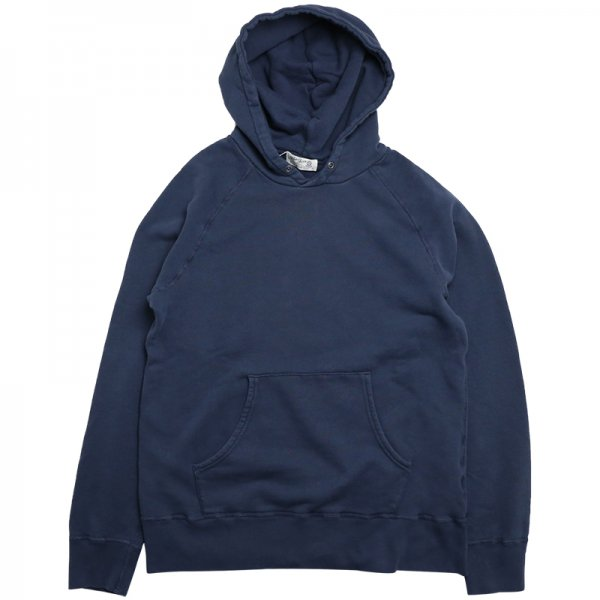 8oz PIGMENT PULLOVER HOODIE - Navy