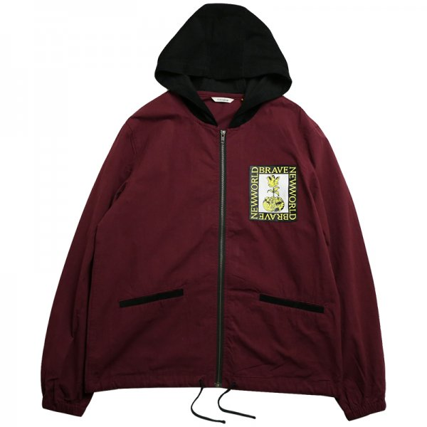 ENBRANCE JACKET - Grape