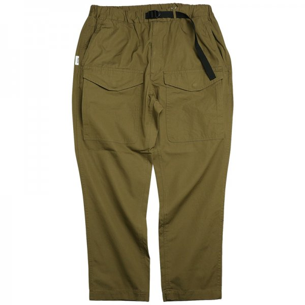 VENTILE CLIMBING MILITARY PANTS - Brown