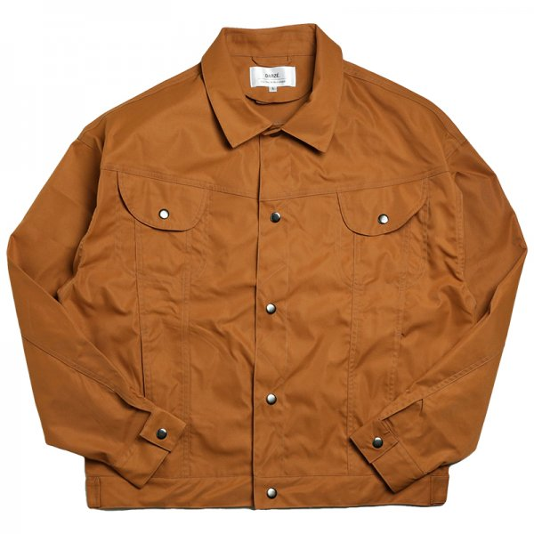 WORK JACKET VINTAGE - Brown