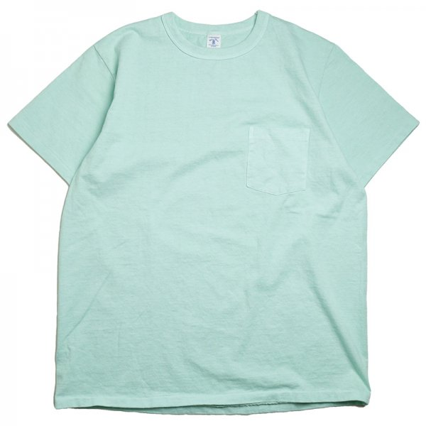US 8oz PIGMENT POCKET TEE - Seaform