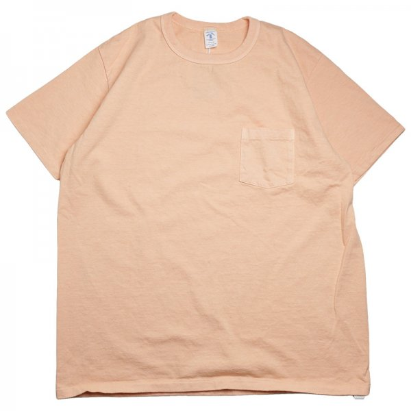 US 8oz PIGMENT POCKET TEE - Sunrise