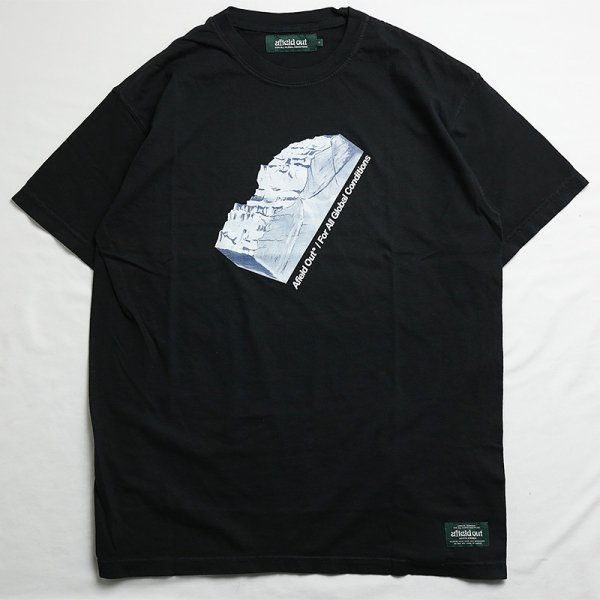 TECTONIC T-SHIRT - Black