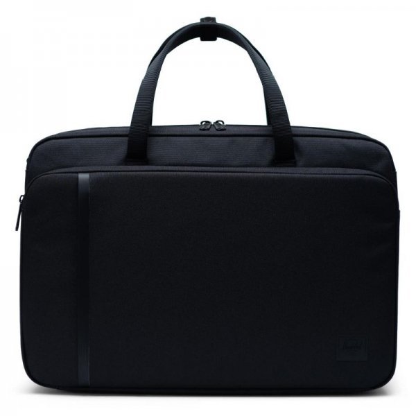 Bowen Travel Duffle - Black