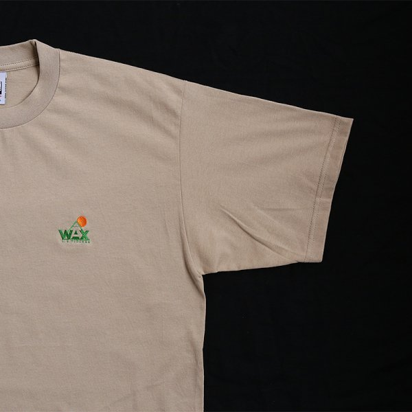 WAX LOGO S/S T-SHIRT