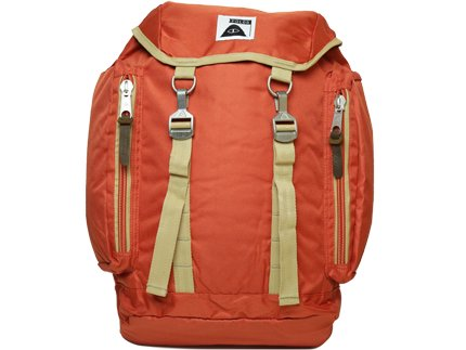 THE RUCKSACK - Burnt Orange