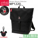 マンハッタンポーテージ Manhattan Portage Disney Mickey Mouse Collection ミッキーマウスコレクション Washington SQ Backpack