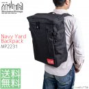 Manhattan Portage マンハッタンポーテージ リュック Navy Yard Backpack MP2231 日本限定モデル<img class='new_mark_img2' src='//img.shop-pro.jp/img/new/icons15.gif' style='border:none;display:inline;margin:0px;padding:0px;width:auto;' />