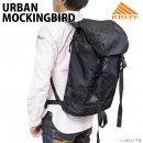 KELTY ケルティ リュック / URBAN MOCKINGBIRD 16 アーバンモッキンバード ALL BLACK LINE オールブラック 日本限定モデル