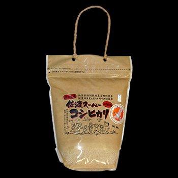 相田家産<br>佐渡スーパーコシヒカリ<p>2Kg玄米</p>