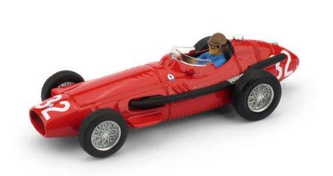ブルム R135-CH 1/43 マセラティ 250F #32 ワールドチャンピオン モナコGP F1 1957 J. M. ファンジオ ドライバ…