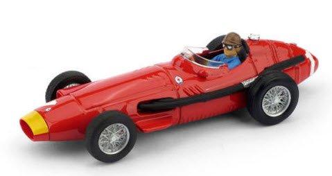 ブルム R092-CH 1/43 マセラティ 250F ワールドチャンピオン ドイツGP F1 1957 J. M. ファンジオ ドライバ…