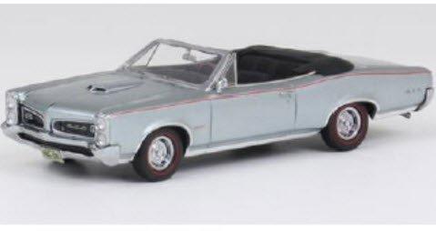 NEO NEO46070 1/43 ポンティアック GTO コンバーチブル 1966 メタリックグレー