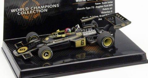 ミニチャンプス 436720006 1/43 ロータス フォード 72 E.フィッティバルディ イタリアGP ウィナー1972 ワールドチャンピ…