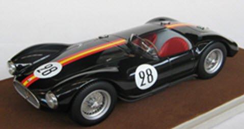 テクノモデル TM18-44A 1/18 マセラティ A6 GCS ル・マン 1954 #28 De Portago/Tomasi