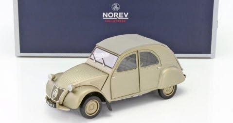 ノレブ 181497 1/18 シトロエン 2CV A (...