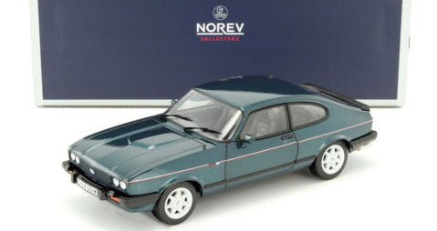 ノレブ 182718 1/18 フォード カプリ 28...