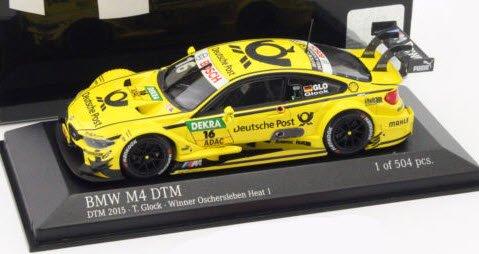 ミニチャンプス 410152416 1/43 BMW M4 ...