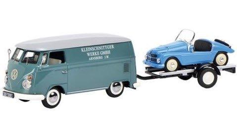 シュコー 450374100 1/43 VW T1 Kleinschnittger 付