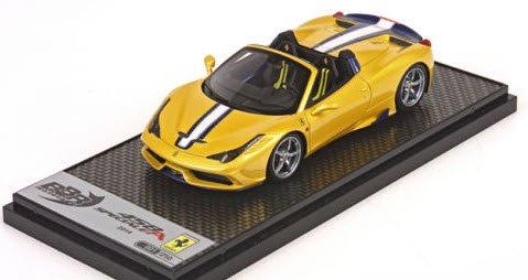 BBR BBRC160A 1/43 フェラーリ 458 Spec...