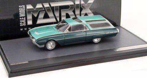 MATRIX MX40603-041 1/43 フォード サン...