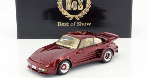 BoS Models BOS306 1/18 ポルシェ 911 ...