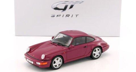 GTスピリット ZM095 1/18 ポルシェ 911 ...