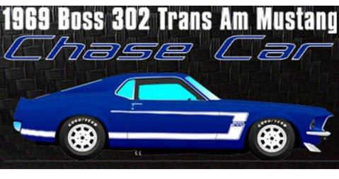 ACME A1801819B 1/18 Boss 302 フォード トランザム マスタング 1969 ストリートバージョン