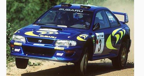 オートアート AUTOart 89790 1/18 スバル インプレッサ WRC 1997 #3 (コリン・マクレー/ニッキー・グリスト) ※モンテカルロラ…