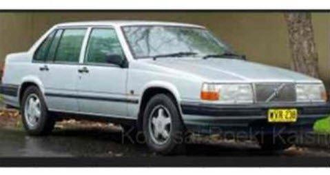 NEO NEO49550 1/43 ボルボ 940 GL セダン 1992 シルバー