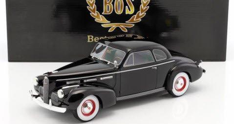 BoS Models BOS314 1/18 ラサール シリーズ 50 クーペ 1940 ブラック
