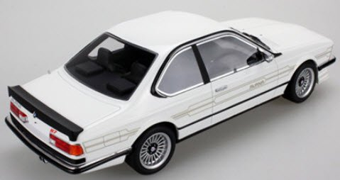TOPMARQUES Luky Step TOPLS029A 1/18 BMW アルピナ B7 ホワイト