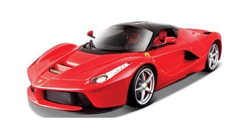 ブラーゴ Bburago 18-16901R 1/18 フェラーリ ラフェラーリ(レッド) シグネチャーシリーズ