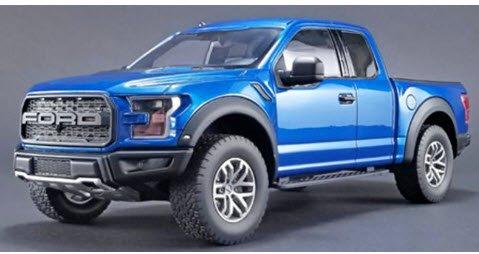GTスピリット GTS009US 1/18 フォード ラプター (ブルー)US Exclusive