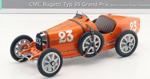 CMC M100B010 1/18 ブガッティ T35, 192...