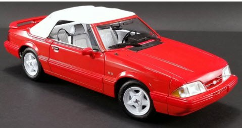 ACME 18822 1/18 1993 FORD MUSTANG LX ...