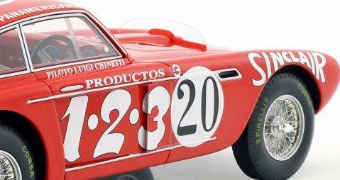Carrera Panamericana 1:18 CMR Ferrari 340 Berlinetta Mexico #20