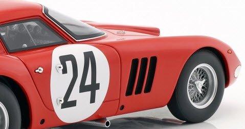 CMR 1//18 CMR078 FERRARI 250 GTO LE MANS 1964