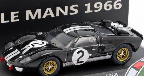 Amon 1:43 CMR Ford GT40 MK II #2 Winner 24h LeMans 1966 McLaren
