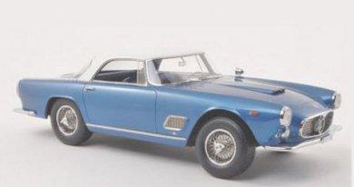 NEO NEO18230 1/18  マセラティ 3500 GT ツーリング (1957) ホワイト/メタリックブルー